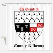 Ui Geintich - County Kilkenny Shower Curtain
