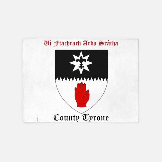 Ui Fiachrach Arda Sratha - County Tyrone 5'x7'Area