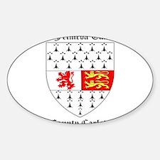 Ui Felmeda Tuaidh - County Carlow Decal