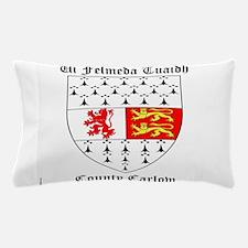 Ui Felmeda Tuaidh - County Carlow Pillow Case
