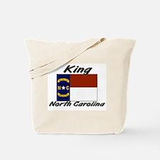 King North Carolina Tote Bag