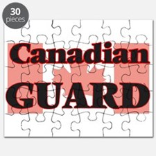 Canadian Guard Puzzle