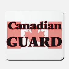 Canadian Guard Mousepad