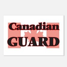 Canadian Guard Postcards (Package of 8)