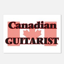 Canadian Guitarist Postcards (Package of 8)