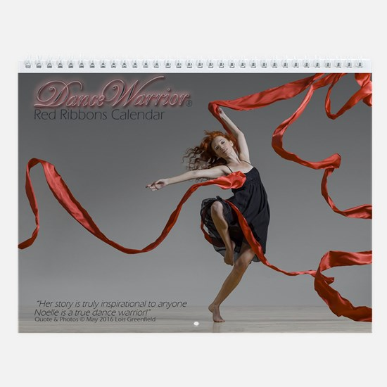 2018 Dance Warrior Lois Greenfield Wall Calendar