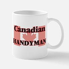 Canadian Handyman Mugs