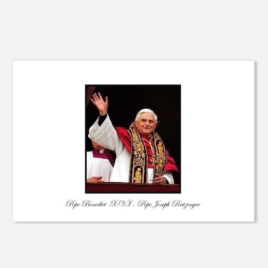 Pope Benedict XVI - Joseph Ra Postcards (Package o