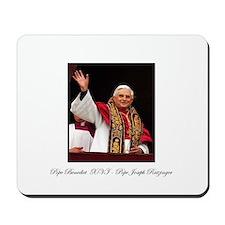 Pope Benedict XVI - Joseph Ra Mousepad