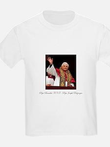 Pope Benedict XVI - Joseph Ra T-Shirt