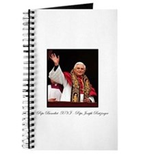 Pope Benedict XVI - Joseph Ra Journal