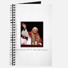 Pope Benedict XVI - Joseph Ra Journal