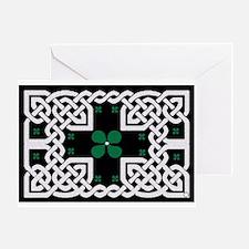 Cute Celtic Greeting Card