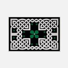 Unique St pats Rectangle Magnet