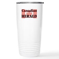 Canadian Herald Travel Mug