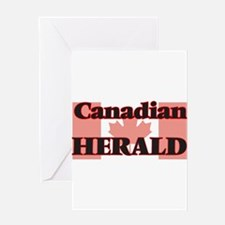 Canadian Herald Greeting Cards