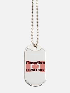 Canadian Heraldrist Dog Tags