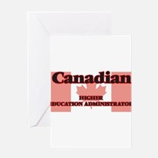 Canadian Higher Education Administr Greeting Cards