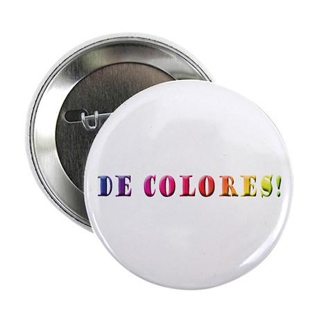 """DeColores! 2.25"""" Button (10 pack)"""