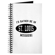 I'd Rather Be in St. Louis, M Journal