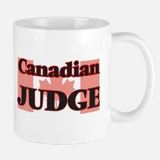 Canadian Judge Mugs