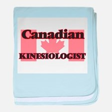 Canadian Kinesiologist baby blanket