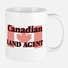 Canadian Land Agent Mugs