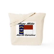 Hope Mills North Carolina Tote Bag