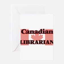 Canadian Librarian Greeting Cards