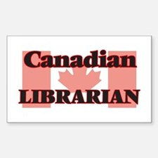 Canadian Librarian Decal