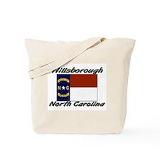 Hillsborough North Carolina Tote Bag