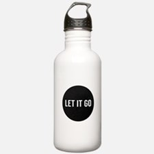 Let It Go Water Bottle