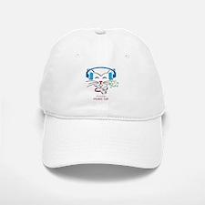 Music Cat Baseball Baseball Baseball Cap