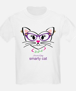 Smarty Cat T-Shirt