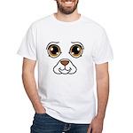 Dog Costume White T-Shirt