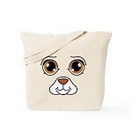 Dog Costume Tote Bag