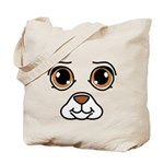 Dog Costume Tote Bag