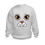 Dog Costume Kids Sweatshirt