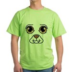 Dog Costume Green T-Shirt