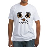 Dog Costume Fitted T-Shirt
