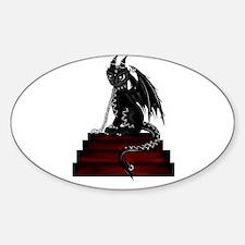 latex dragon Decal