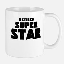 (Your Text) Super Star Mugs