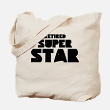 (Your Text) Super Star Tote Bag