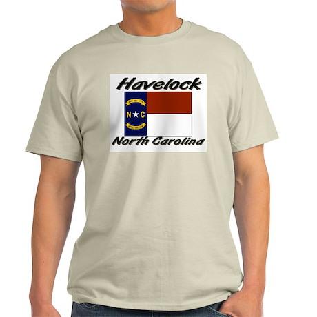 Havelock North Carolina Light T-Shirt