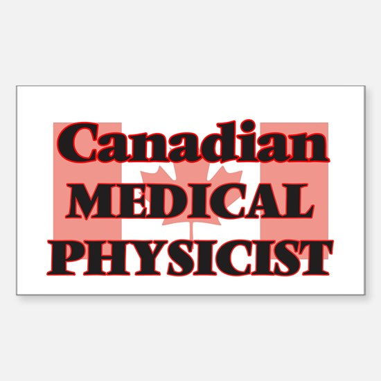 Canadian Medical Physicist Decal