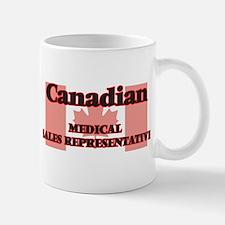 Canadian Medical Sales Representative Mugs