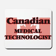 Canadian Medical Technologist Mousepad