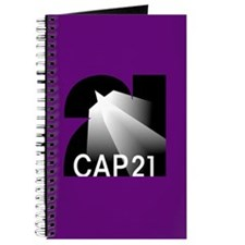 CAP21 Violet Journal