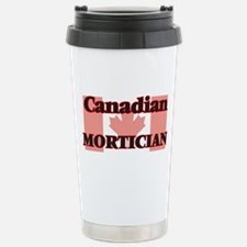 Canadian Mortician Stainless Steel Travel Mug