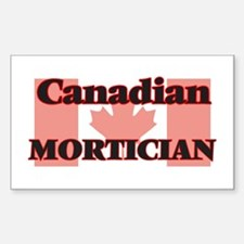 Canadian Mortician Decal